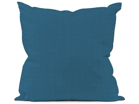 Howard Elliot Outdoor Patio Seascape Turquoise Pillow