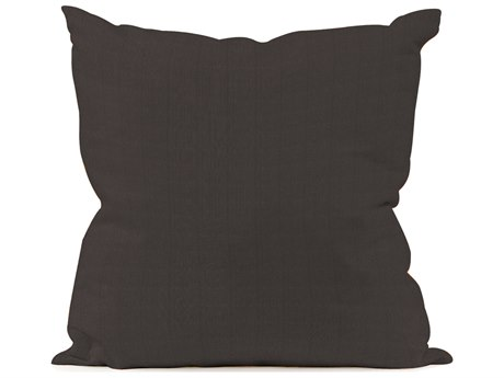 Howard Elliot Outdoor Patio Seascape Charcoal Pillow