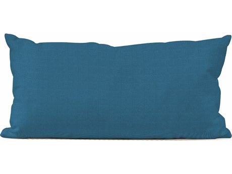 Howard Elliot Outdoor Patio Seascape Turquoise Pillow PatioLiving