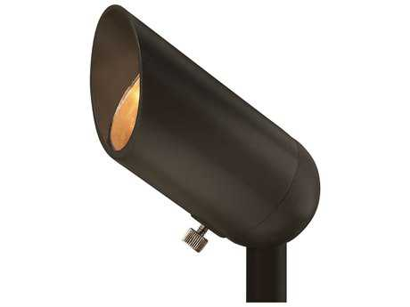 Hinkley Lighting Accent Mr16 Bronze 50 Watt Incandescent Outdoor Landscape Spot Light