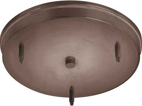 Hinkley Lighting Oil Rubbed Bronze Round Three-Light Ceiling Pendant Adapter HY83667OZ