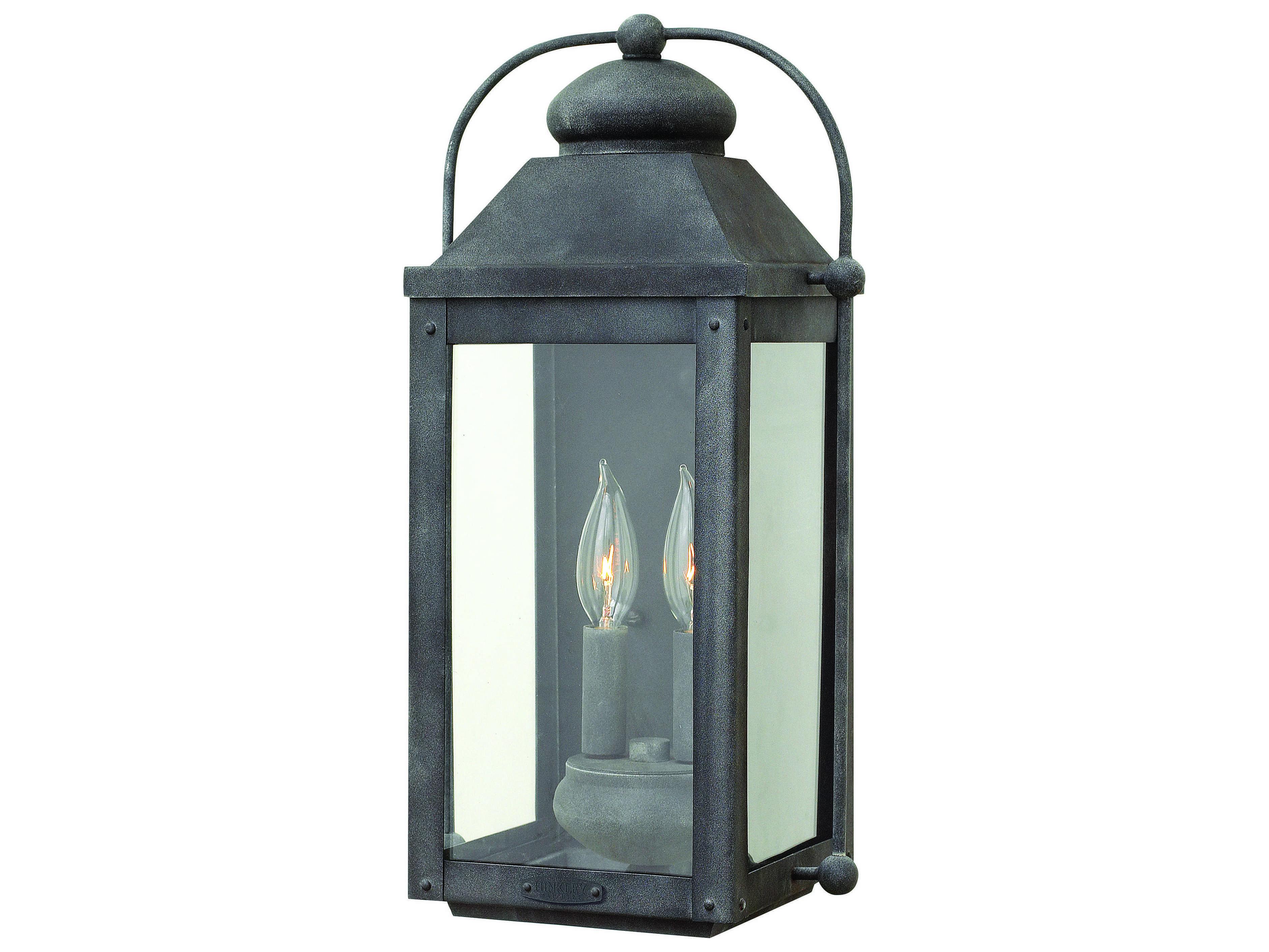 Hinkley Lighting Anchorage Aged Zinc