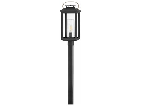 Hinkley Lighting Atwater Black 10'' Wide Outdoor Post Light HY1161BK