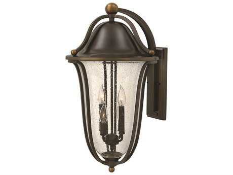 Hinkley Lighting Bolla Olde Bronze Four-Light Outdoor Wall Light