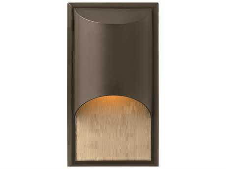 Hinkley Lighting Cascade Bronze LED Outdoor Wall Light HY1830BZLED