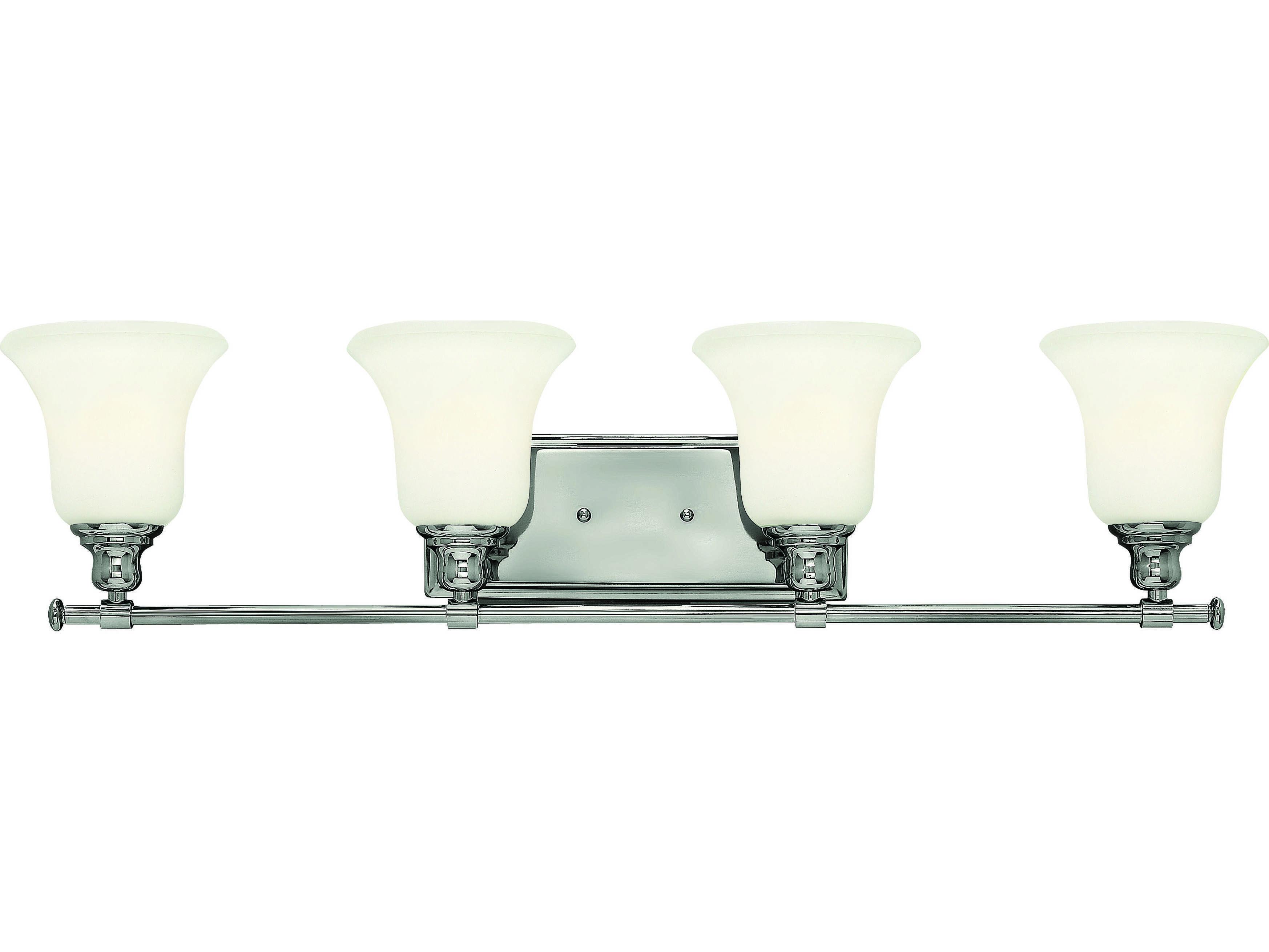 Hinkley Lighting Colette Chrome Four Light Vanity