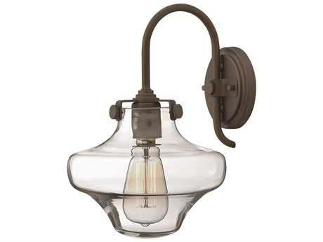 Hinkley Lighting Congress Oil Rubbed Bronze Wall Sconce HY3171OZ