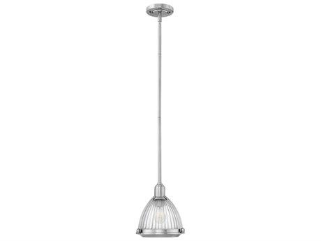 Hinkley Lighting Elroy Brushed Nickel 10'' Wide Mini-Pendant HY3097BN