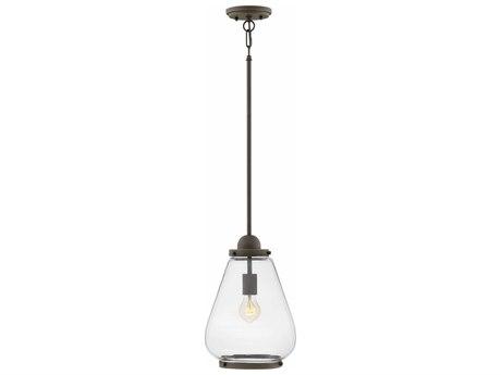 Hinkley Lighting Finley Oil Rubbed Bronze 10'' Wide Outdoor Hanging Light