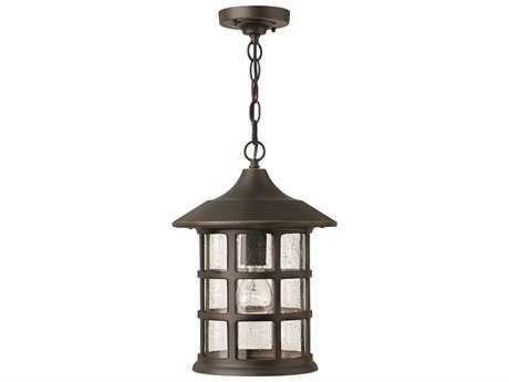 Hinkley Lighting Freeport Oil Rubbed Bronze LED Outdoor Pendant Light