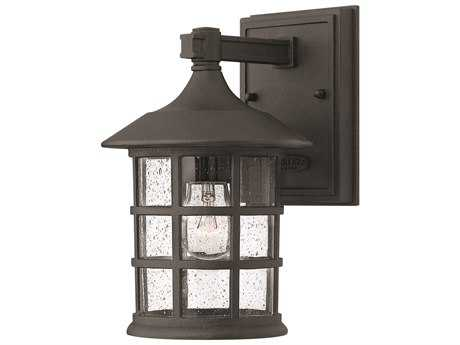 Hinkley Lighting Freeport Black LED Outdoor Wall Light