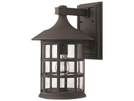 Hinkley Lighting Freeport Black LED Outdoor Wall Light