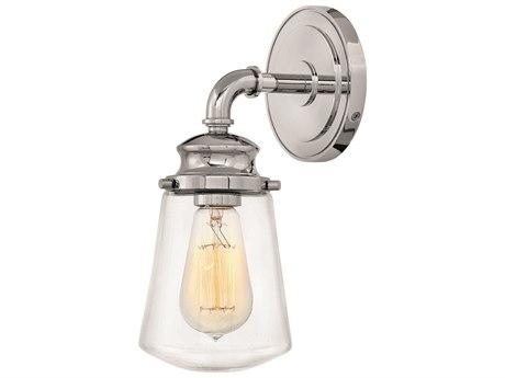 Hinkley Lighting Fritz Chrome 5'' Wide Vanity Light