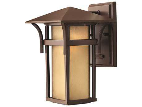 Hinkley Lighting Harbor Anchor Bronze LED Outdoor Wall Light