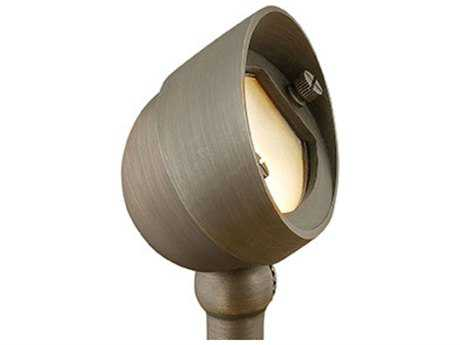 Hinkley Lighting Hardy Island Matte Bronze 4.5'' Wide LED Outdoor Landscape Spot Light