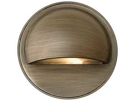 Hinkley Lighting Hardy Island Matte Bronze LED Outdoor Wall Light HY16801MZLED