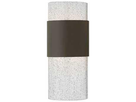 Hinkley Lighting Horizon Buckeye Bronze 5'' Wide Small LED Outdoor Wall Sconce