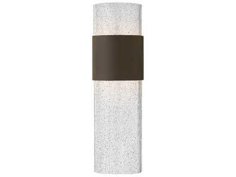 Hinkley Lighting Horizon Buckeye Bronze 5'' Wide Medium LED Outdoor Wall Sconce
