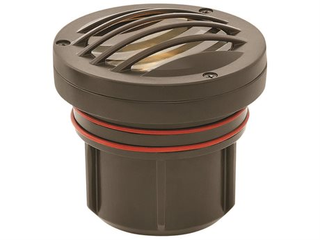 Hinkley Lighting Grill Top Bronze 5'' Wide LED Well Light