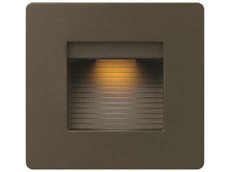 Hinkley Lighting Luna Bronze Outdoor Wall Light HY58506BZ