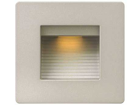 Hinkley Lighting Luna Titanium Outdoor Wall Light