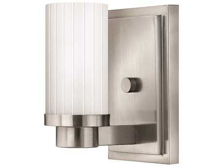 Hinkley Lighting Midtown Brushed Nickel Wall Sconce HY4970BN