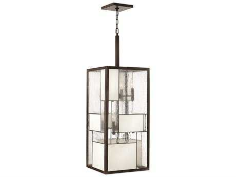 Hinkley Lighting Mondrian Buckeye Bronze 12-Light Pendant Light HY4576KZ