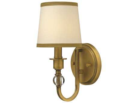 Hinkley Lighting Morgan Brushed Bronze Wall Sconce HY4870BR