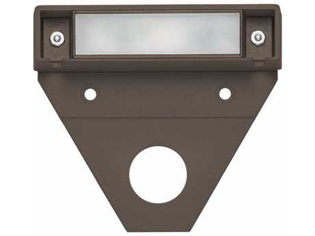 Hinkley Lighting Nuvi Bronze LED Outdoor Deck Light HY15444BZ10