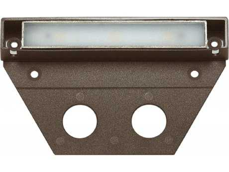 Hinkley Lighting Nuvi Bronze 5'' Wide LED Outdoor Path Light (Sold in Quantity of Ten Pieces)