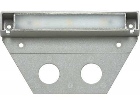 Hinkley Lighting Nuvi Titanium 5'' Wide LED Outdoor Path Light (Sold in Quantity of Ten Pieces)