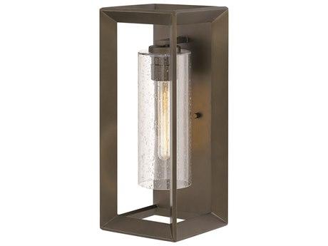 Hinkley Lighting Rhodes Warm Bronze 7'' Wide Outdoor Wall Light