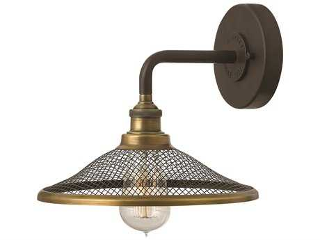 Hinkley Lighting Rigby Buckeye Bronze Wall Sconce HY4360KZ