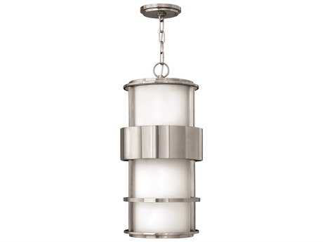 Hinkley Lighting Saturn Stainless Steel Incandescent Outdoor Pendant Light HY1902SS
