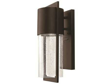 Hinkley Lighting Shelter Buckeye Bronze Incandescent Outdoor Wall Light