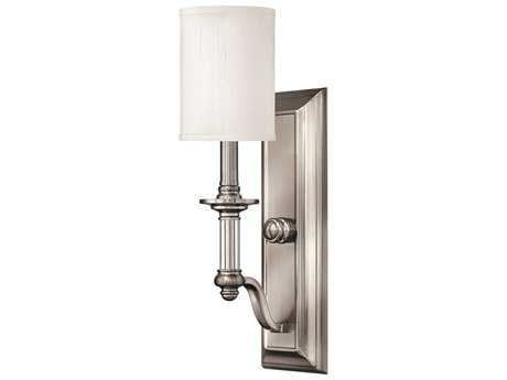 Hinkley Lighting Sussex Brushed Nickel Wall Sconce HY4790BN