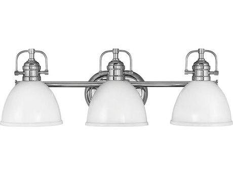 Hinkley Lighting Chrome 3-light Vanity Light