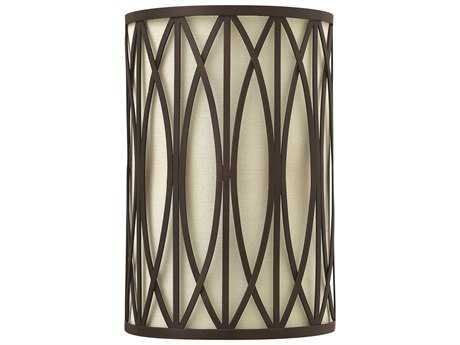 Hinkley Lighting Walden Victorian Bronze Two-Light Wall Sconce HY3292VZ