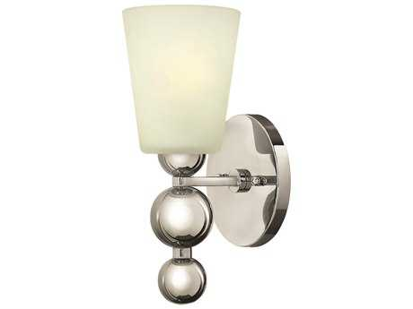 Hinkley Lighting Zelda Polished Nickel Wall Sconce HY3440PN