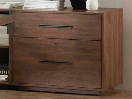 Hooker Furniture Medium Wood Elon Lateral File Cabinet