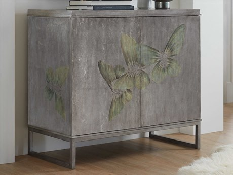 Hooker Furniture Gray Two-Door Buffet