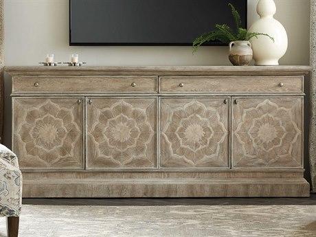Hooker Furniture 5813-55 Light Wood TV Stand HOO58135548080