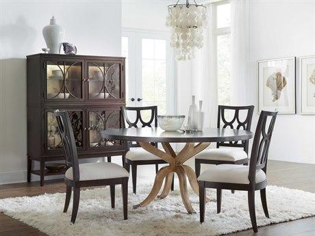 Hooker Furniture Curvee Dining Room Set HOO58347521389SET