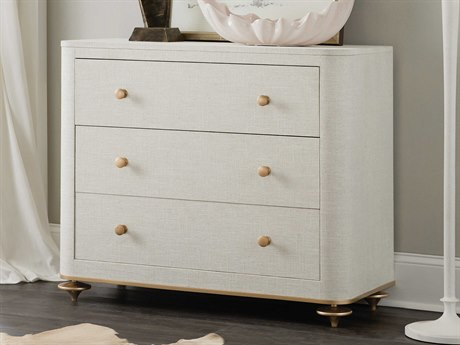 Hooker Furniture Samantha Cream / Champagne Gold Chest