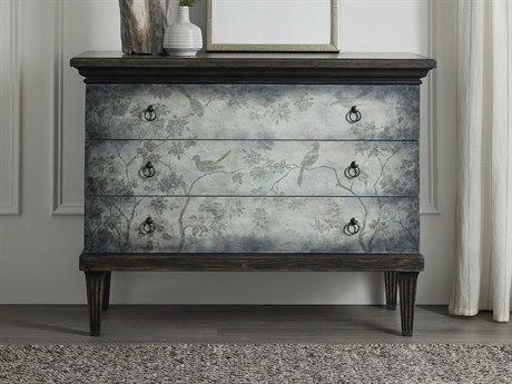 Hooker Furniture Dark Wood Chest