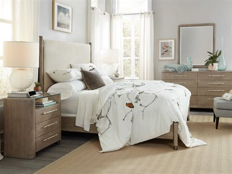 Hooker Furniture Affinity Bedroom Set HOO605090950GRYSET