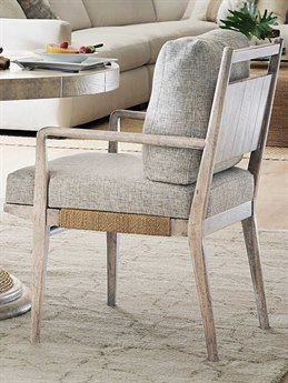 Hooker Furniture American Life - Amani Light Wood / Terrus Gray Arm Dining Chair
