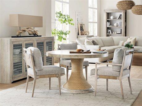 Hooker Furniture American Life-Amani Dining Room Set HOO16727520380SET