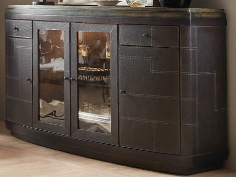Hooker Furniture American Life - Crafted Dark Wood Buffet