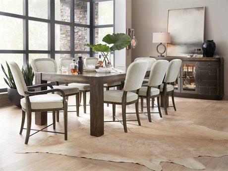 Hooker Furniture American Life - Crafted Dining Room Set HOO165475200DKW1SET